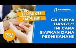 VIDEO_ Ga Punya Uang Untuk Menikah__ Ini Cara Siapkan Dana Pernikahan