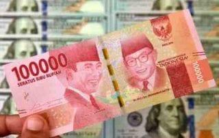Gawat! Dolar AS Melejit Tinggi Hingga Rp16.000, Rupiah Melemah - Finansialku