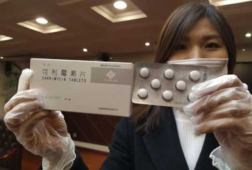 China Kembangkan Obat COVID-19 Baru_ Apa Itu Carrimycin_ 02