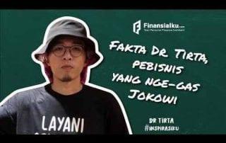 VIDEO_ Fakta dr Tirta, Banting Stir Jadi Pebisnis Sampai 'Nge-GAS' Jokowi