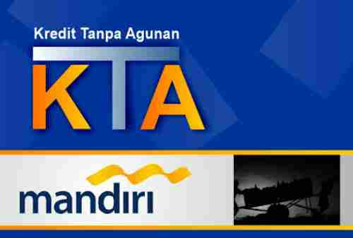 KTA Bank Mandiri 4