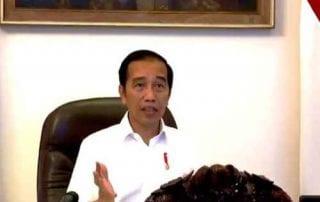 Presiden Jokowi Tetapkan COVID-19 Sebagai Bencana Nasional 01
