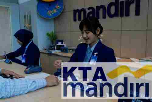 KTA Bank Mandiri 1