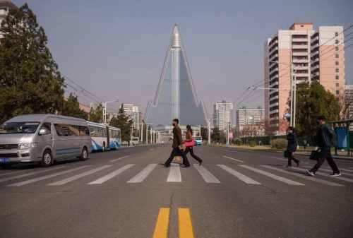 Kabar Kim Jong Un Meninggal Mengencang, Warga Panic Buying 01