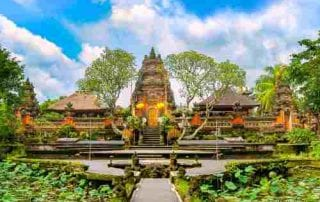 When Heaven and Earth Coexist in Ubud