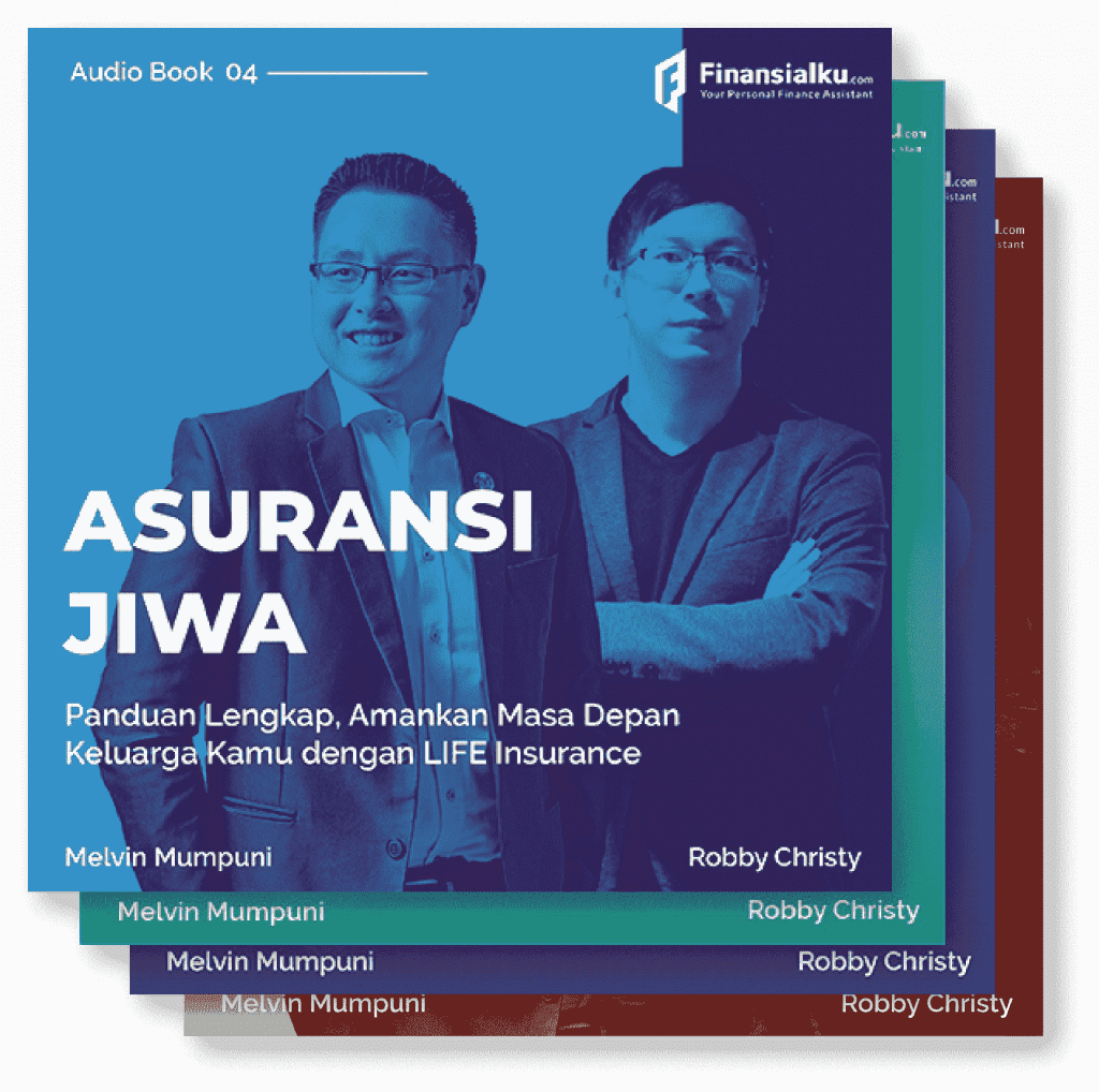 Album Audiobook Asuransi Jiwa