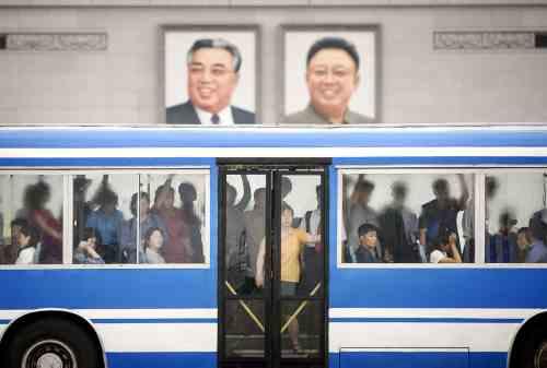 Kabar Kim Jong Un Meninggal Mengencang, Warga Panic Buying 03