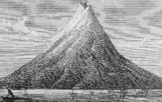 History of Mount Krakatau That Killed 36.000 People In 1883 01