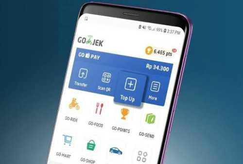 Ikuti Cara Top Up Gopay dari M-Banking, ATM Hingga Supermarket! 03 - Finansialku