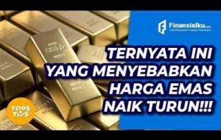 VIDEO_ Hal-Hal Ini Mempengaruhi Naik Turun Harga Emas
