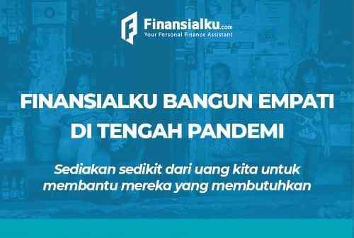 Finansialku Bangun Empati Di Tengah Pandemi