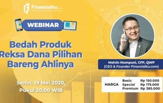 Top Banner Event Banner Webinar Reksa Dana Batch 17