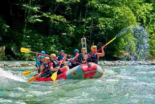 Top 8 Activities You MUST Try In BALI Indonesia 04 Rafting on Ayung River - Finansialku