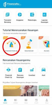 Fitur Financial Health Check Up(1)