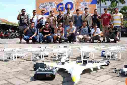 Jangan Diskip! Ini Cara Atur Keuangan Ala Komunitas Drone Indonesia 02 - Finansialku