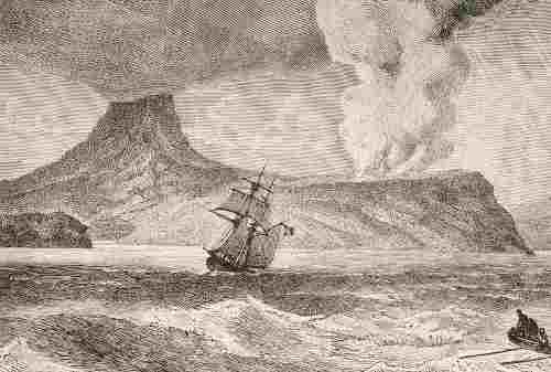 History of Mount Krakatau That Killed 36.000 People In 1883 03
