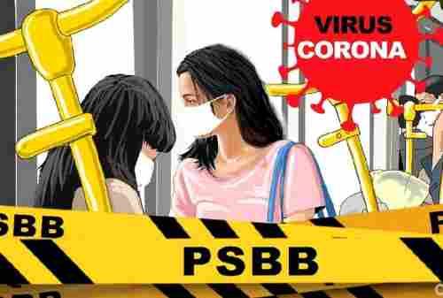 Pemerintah Mulai Wacanakan Relaksasi PSBB Untuk Jaga Keseimbangan 01