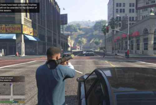 Download GTA V Gratis di Epic Game Store Bukan Cuma Rumor! 02