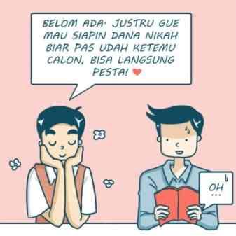 04 - Komik Mau Nikah Ini Biaya Pernikahan Yang Perlu Disiapkan!