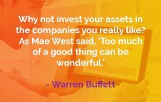 Kata-kata Bijak Warren Buffett Menginvestasikan Aset Anda - Finansialku