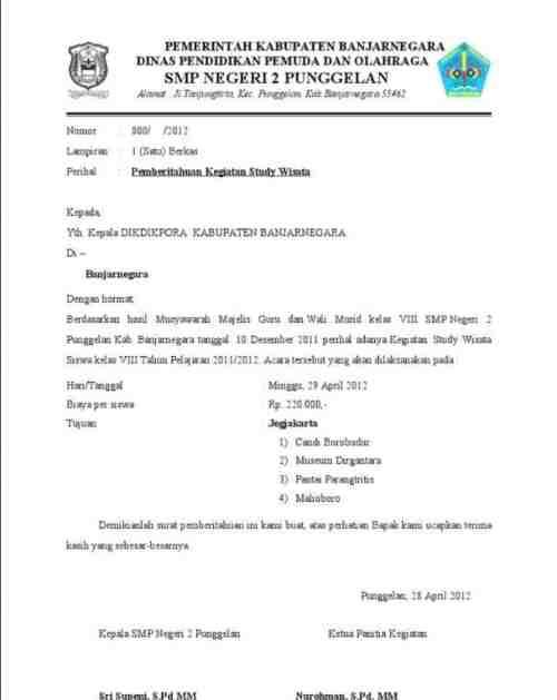 Ini Contoh Surat Pemberitahuan Kegiatan Ke Polisi yang Benar 05 - Finansialku