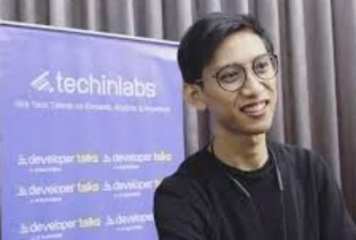 Founder & Money Cari Kerja IT ala Mochamad Ardyansyah Techinlabs 02