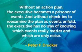 Kata-kata Bijak Peter Drucker Sebuah Rencana - Finansialku