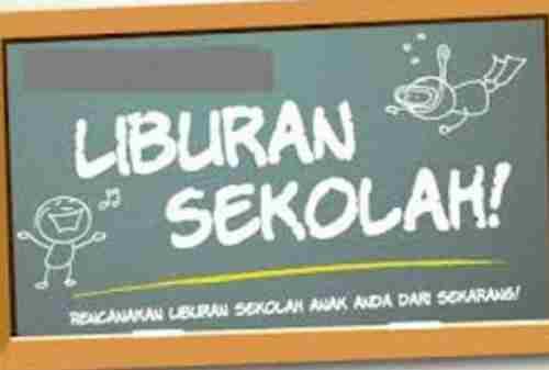 Liburan Sekolah 1