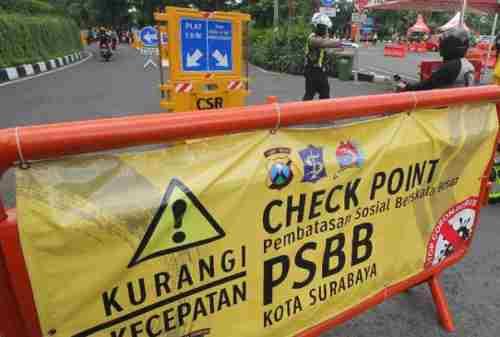 PSBB Surabaya Raya Berakhir, Siap-siap New Normal! 02