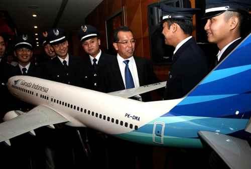 Lagi-Lagi Gara-Gara Corona, 181 Pilot Garuda Indonesia di-PHK! 03