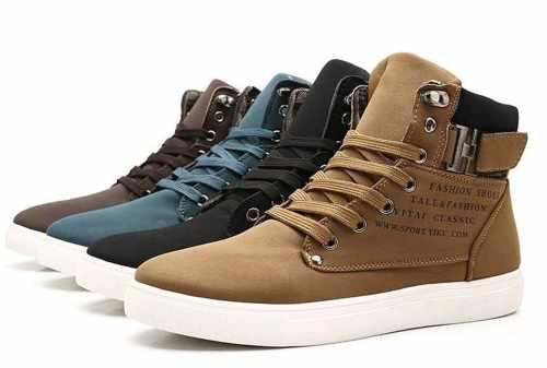 Autumn Leather Footwear