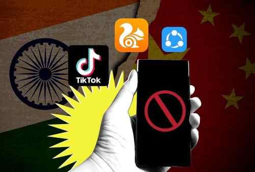 India Blokir TikTok, WeChat, dan 59 Aplikasi Asal China Lainnya 01