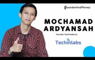 Founder & Money Cari Kerja IT ala Mochamad Ardyansyah Techinlabs 01