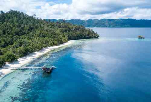 A Paradise in The Eastern Indonesia, Raja Ampat 09 - Finansialku