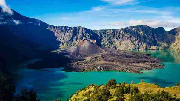 Wow! Kaldera Toba Ditetapkan Sebagai UNESCO Global Geopark Geopark Gunung Rinjani