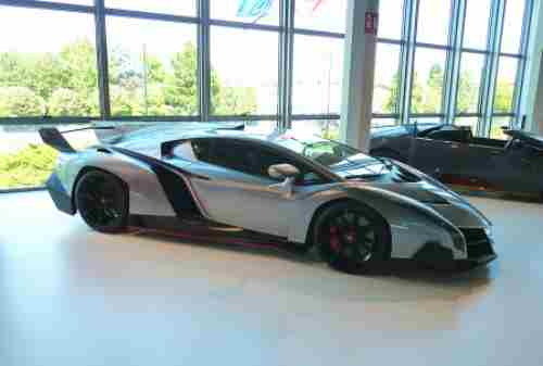 Mobil 6 Lamborghini Sesto Elemento