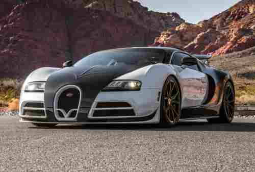 Mobil 2 Bugatti Veyron by Mansory Vivere