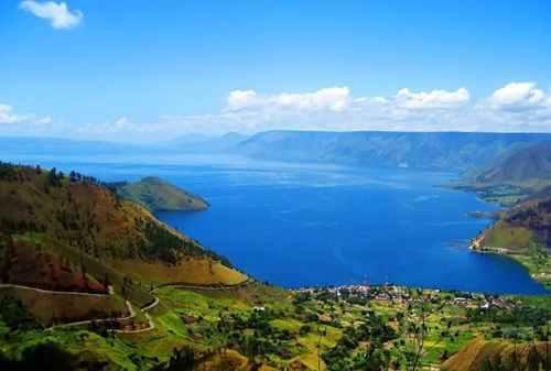 Wow! Kaldera Toba Ditetapkan Sebagai UNESCO Global Geopark Toba