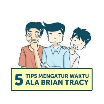 Komik 5 Tips Sukses Mengatur Waktu Ala Brian Tracy 01 - Finansialku