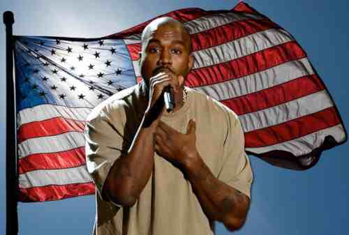 Rapper Tajir, Kanye West Mencalonkan Diri jadi Presiden Amerika Serikat di Pemilu 2020 01 - Finansialku