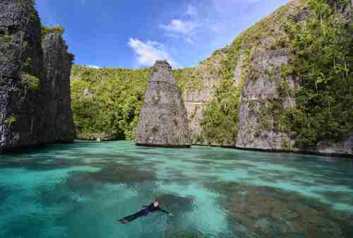A Paradise in The Eastern Indonesia, Raja Ampat 02 - Finansialku