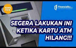VIDEO_Ini Yang Harus Segera Kamu Lakukan Kalau Kartu ATM Hilang!