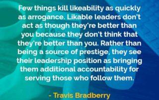 Kata-kata Bijak Travis Bradberry Kemampuan Disukai - Finansialku