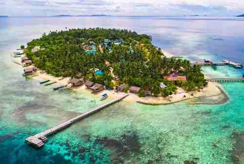 A Paradise in The Eastern Indonesia, Raja Ampat 03 - Finansialku