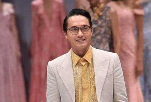 Desainer Berbakat Indonesia, Barli Asmara Meninggal Dunia 03