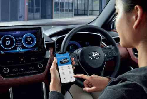 Toyota Corolla Cross Meluncur di Indonesia, Begini Tampilannya 03