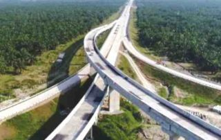 Rampung 2024, Jokowi Sebut Tol Trans Sumatera Bisa Dongkrak Ekonomi 01