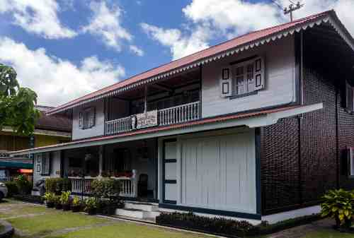Bukittinggi, The Truly West Sumatera Tourism Pride 06 Bung Hatta House - Finansialku