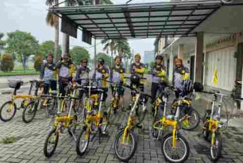 Komunitas Sepeda Lipat 3