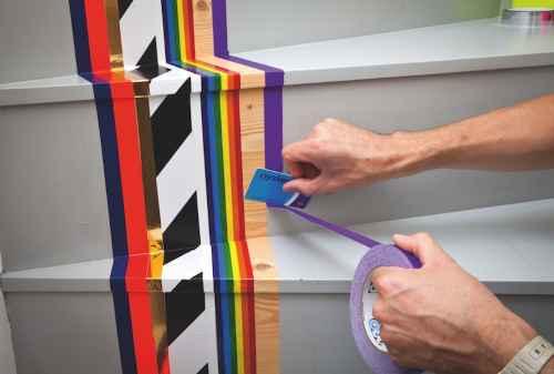 Sejumlah Ide Dekorasi Tangga yang Bikin Rumah Lebih Manis 04 - Finansialku